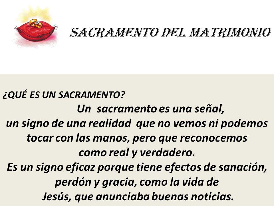 Matrimonio Q Significa : Sacramento del matrimonio ppt video online descargar