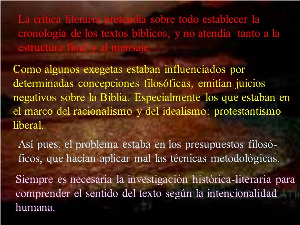 Capitulo Ii El Analisis Historico Literario De La Biblia Y
