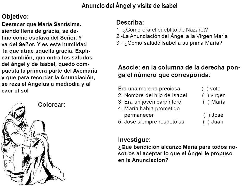 Imagenes De La Virgen Maria Embarazada Para Colorear Compartiendo ...