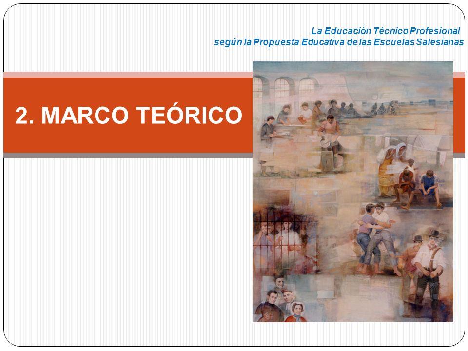2. MARCO TEÓRICO La Educación Técnico Profesional - ppt descargar