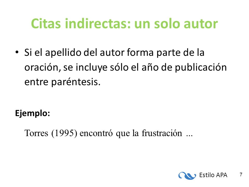 Apa 6ta Edición Citas Referencias Y Formato Del
