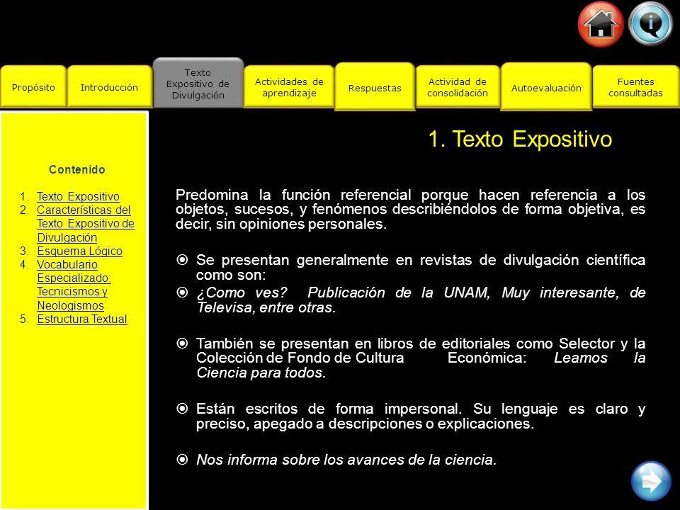 Texto Expositivo De Divulgación Ppt Descargar