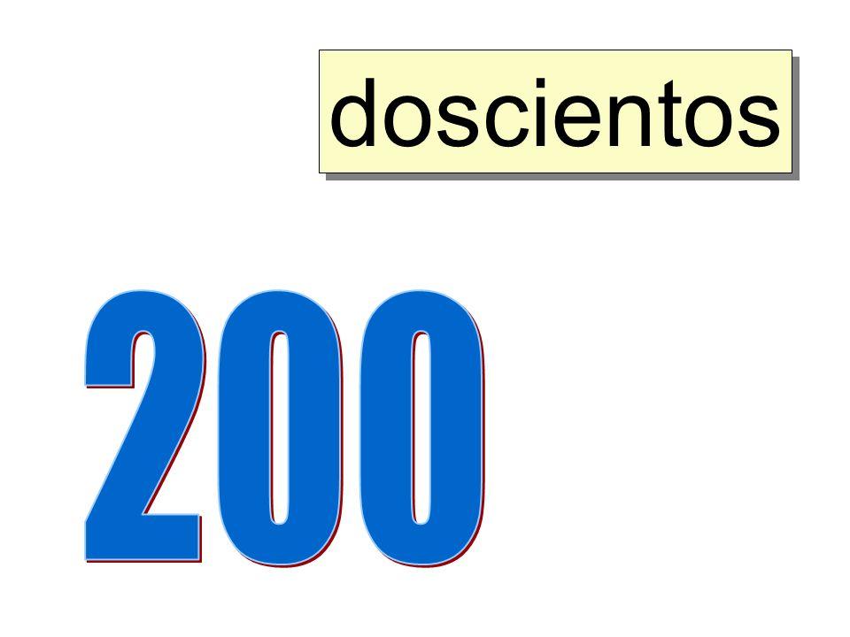 0 - JUEGO SIGUE LA IMAGEN  II - Página 30 Doscientos+200