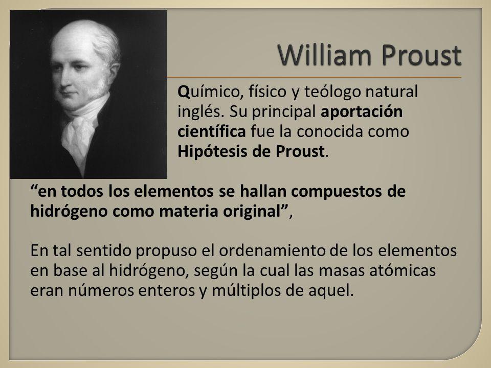 Universidad autnoma del estado de mxico facultad de qumica ppt 12 william proust urtaz Image collections