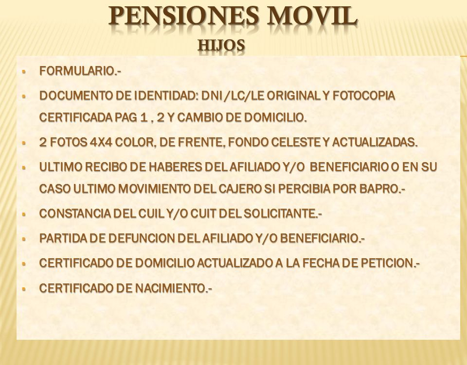 DERECHO PREVISIONAL REGIMEN PROVINCIA de BUENOS AIRES I.P.S - ppt ...
