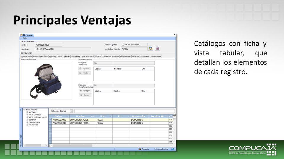 9723b15719 6 Principales Ventajas Catálogos con ficha y vista tabular