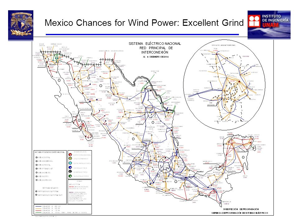 Mexico Chances for Wind Power: Excellent Grind