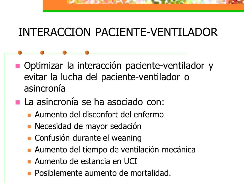 INTERACCION PACIENTE-VENTILADOR