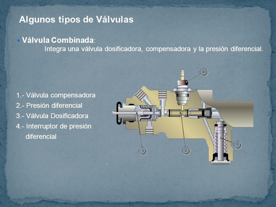 Válvula compensadora de freno funcion