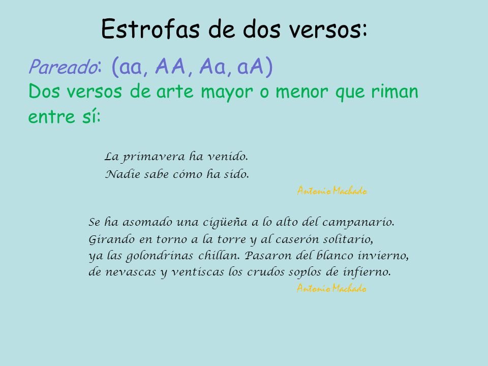 Estrofas Y Poemas Ppt Video Online Descargar