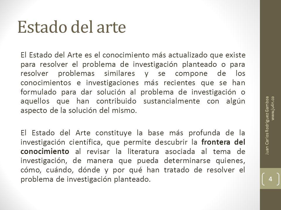 Estado del Arte y Marco Teórico - ppt video online descargar