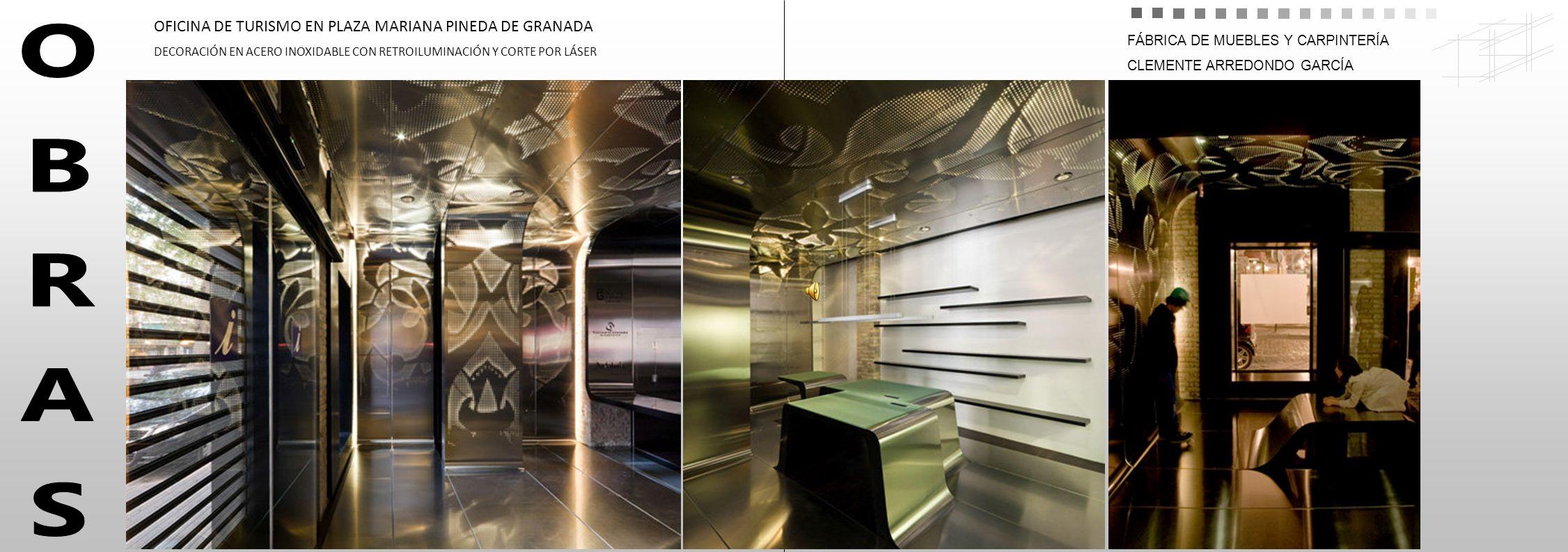 Muebles Oficina Granada Elegant Muebles Oficina Granada With  # Muebles De Oficina Dauro