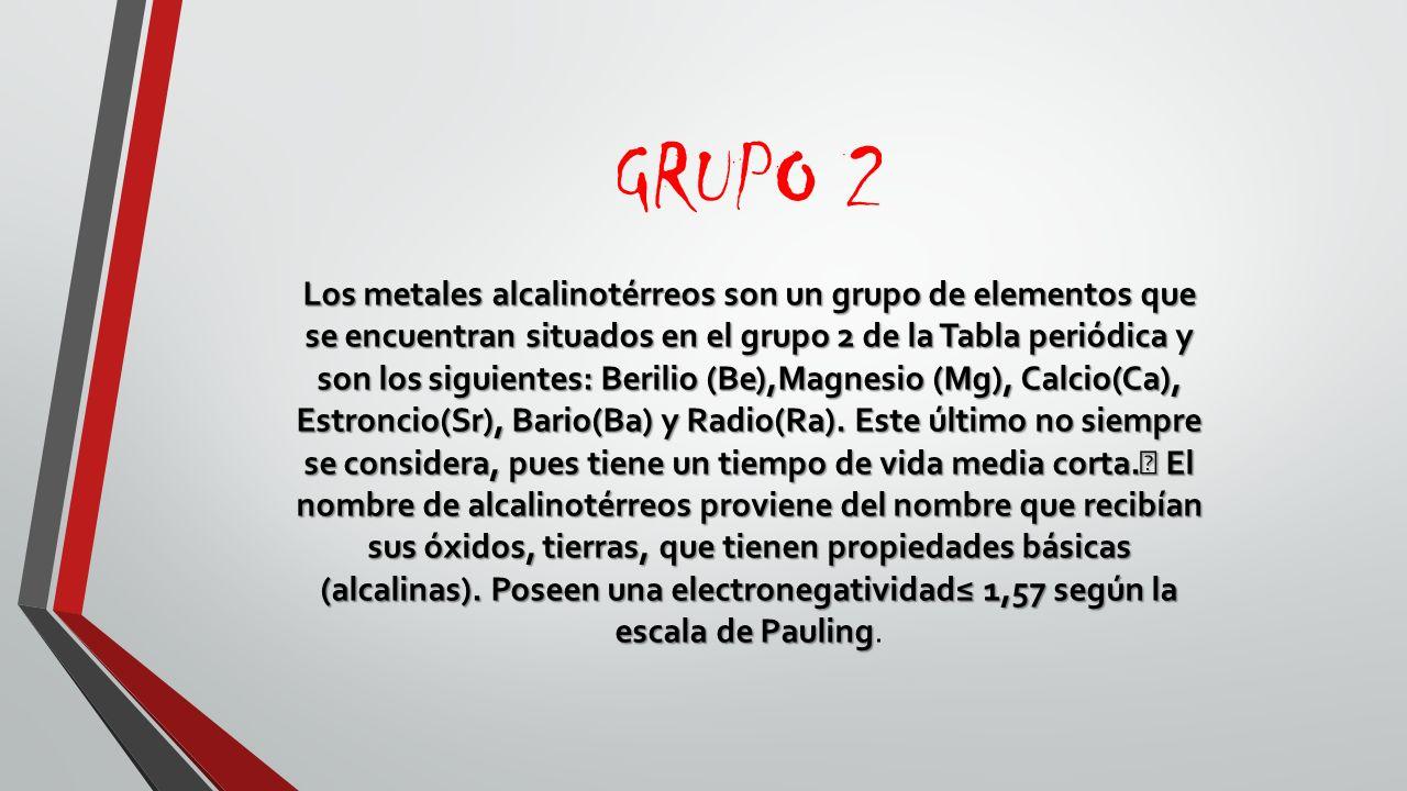 Tabla periodica la tabla peridica de los elementos es una grupo 2 urtaz Image collections