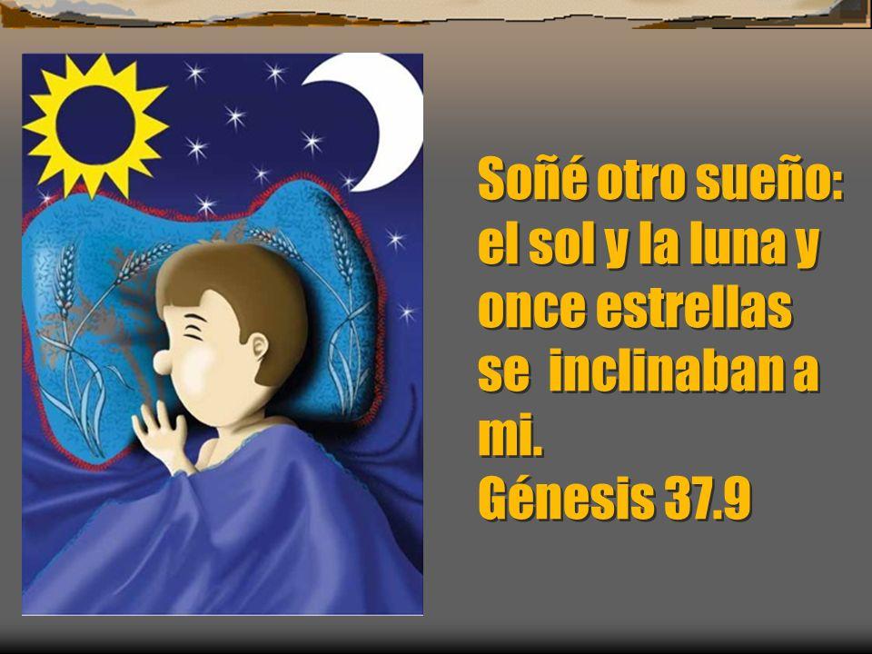 Resultado de imagen para genesis 37 sueño de jose