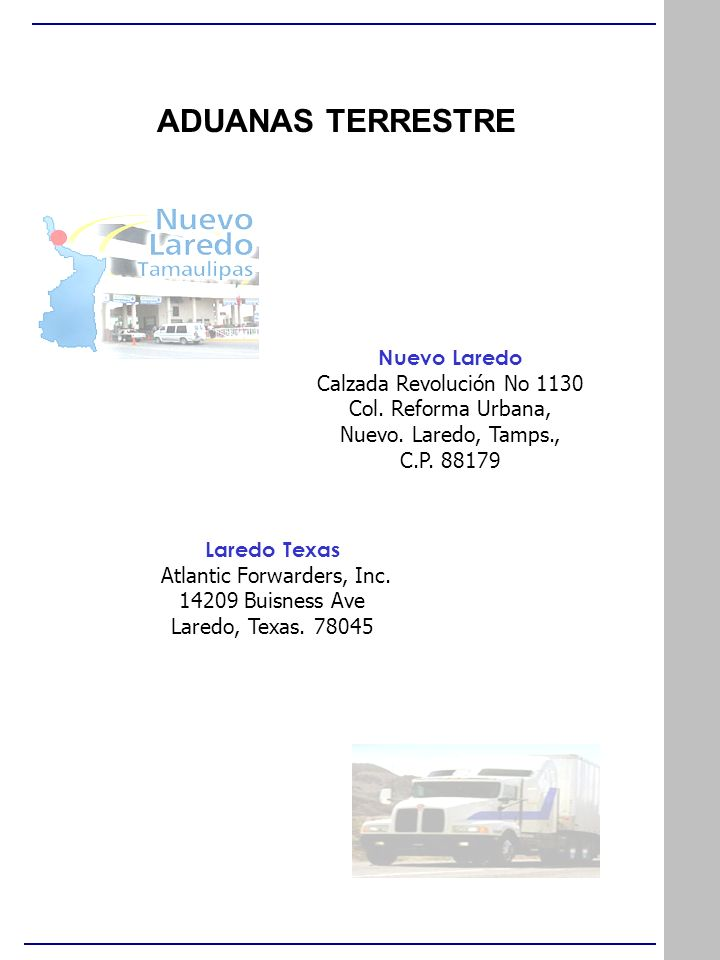 Atlantic Forwarders, Inc.