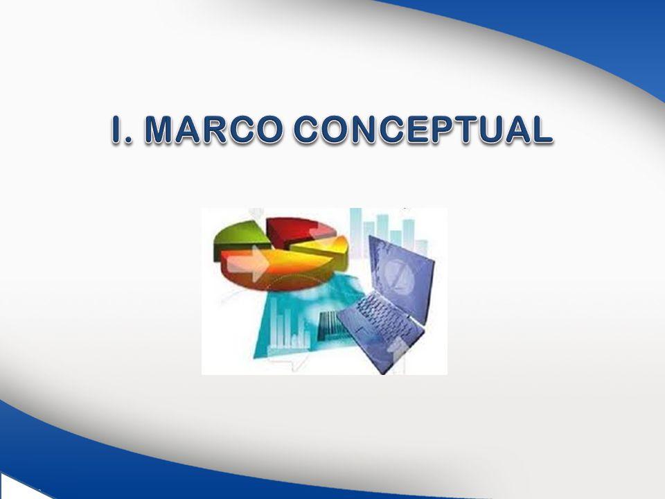 I. MARCO CONCEPTUAL. ARTICULACIÓN SOCIAL Y PRODUCTIVA POR MEDIO DEL ...