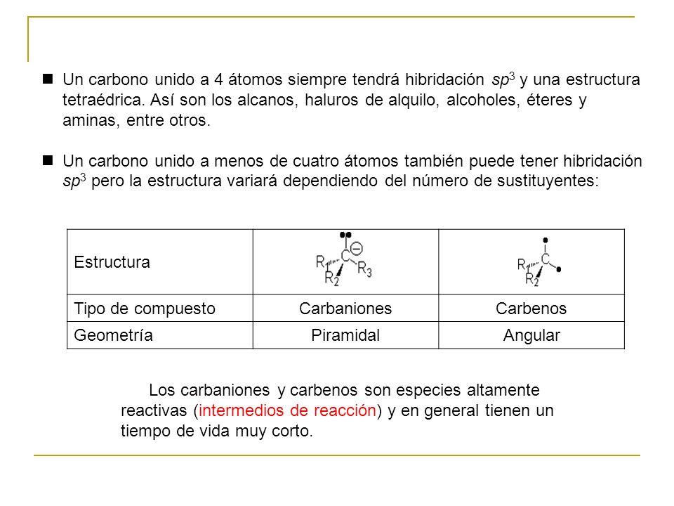 3 4 Teoría Del Enlace Valencia Hibridación Ppt Descargar