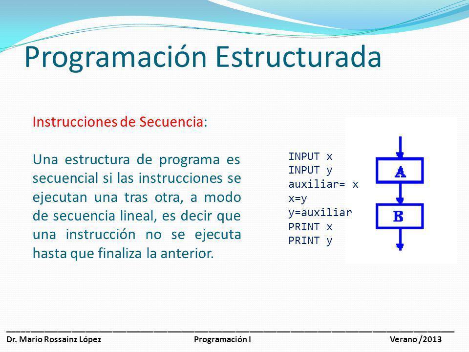 Programación Estructurada Ppt Descargar