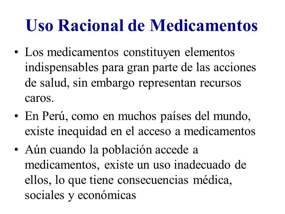 Ppt promoción del uso racional de medicamentos powerpoint.
