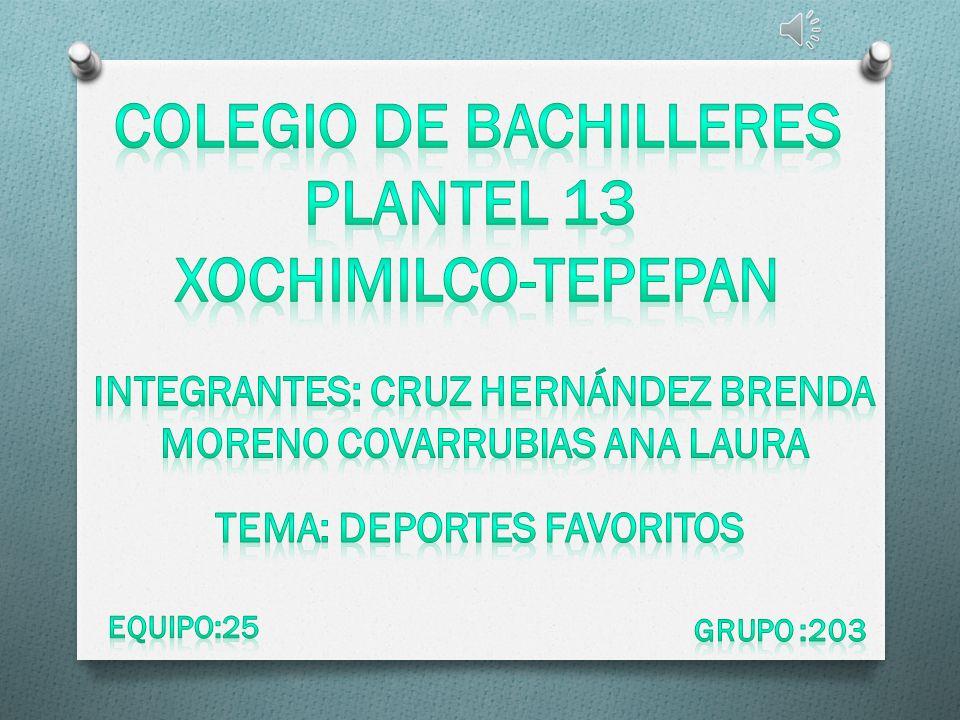 4888dacfe Colegio de bachilleres Plantel 13 Xochimilco-tepepan - ppt descargar