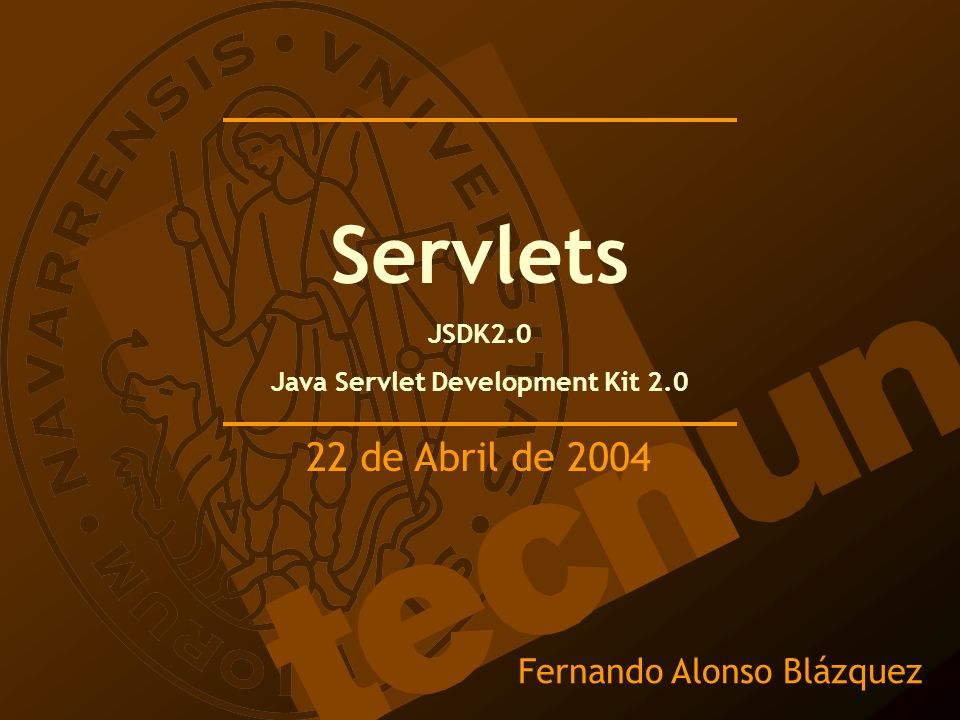 Java Servlet Development Kit 2.0