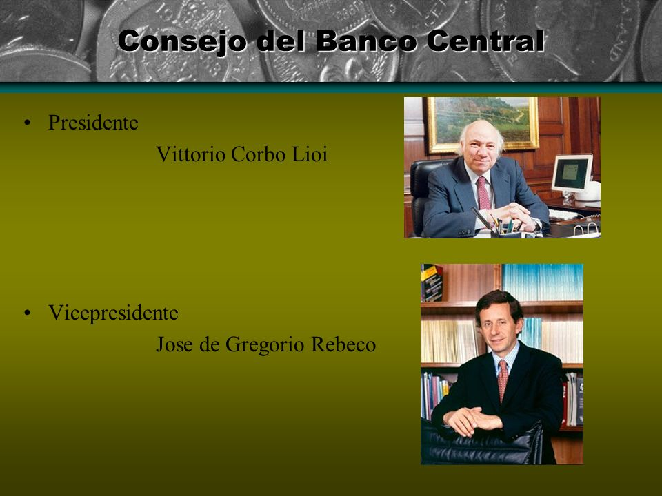 Consejo del Banco Central
