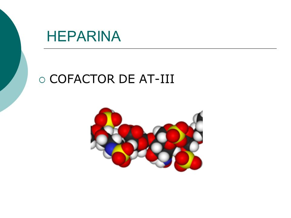 HEPARINA COFACTOR DE AT-III