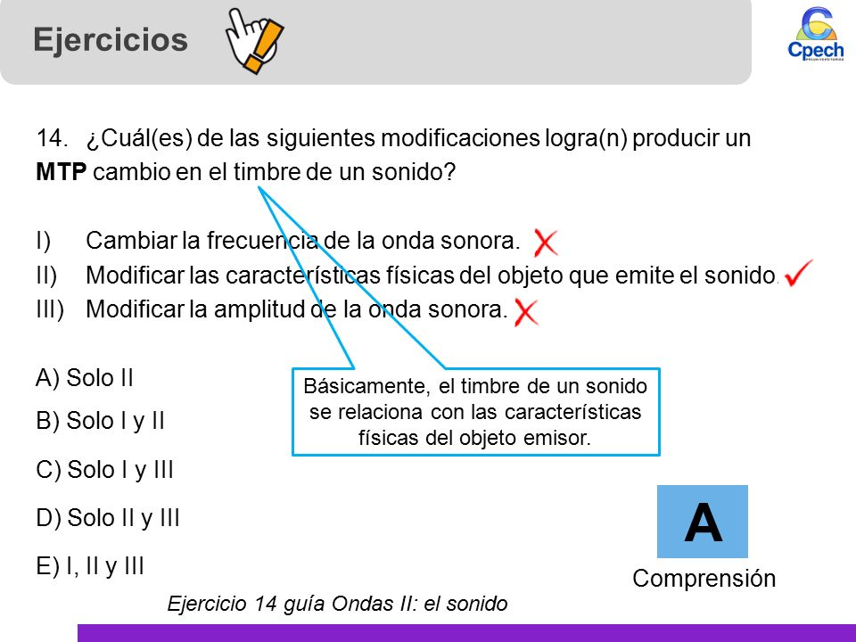 PPTCTC003TC32-A16V1 Clase Ondas II: el sonido. - ppt descargar