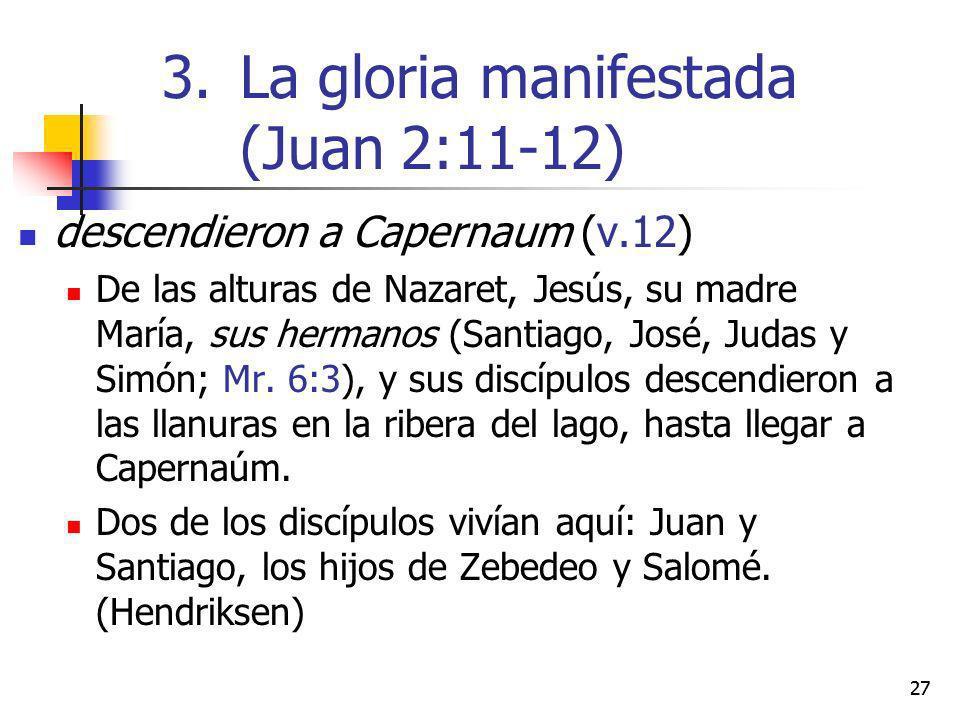 Jesús Inicia Su Ministerio Público Juan 2 1 25 Ppt Descargar