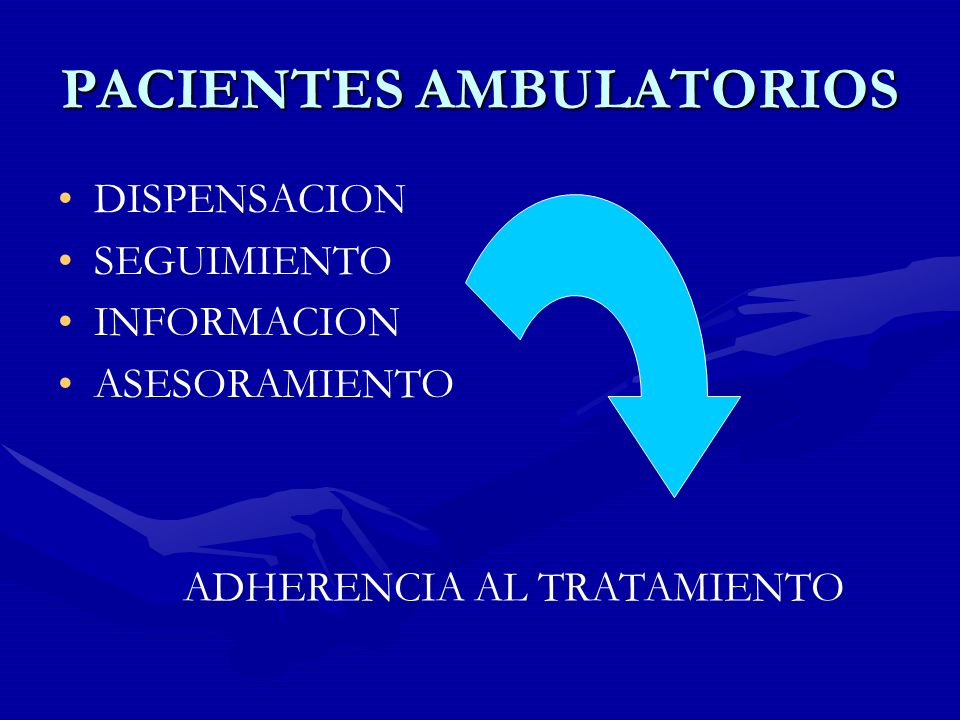 PACIENTES AMBULATORIOS