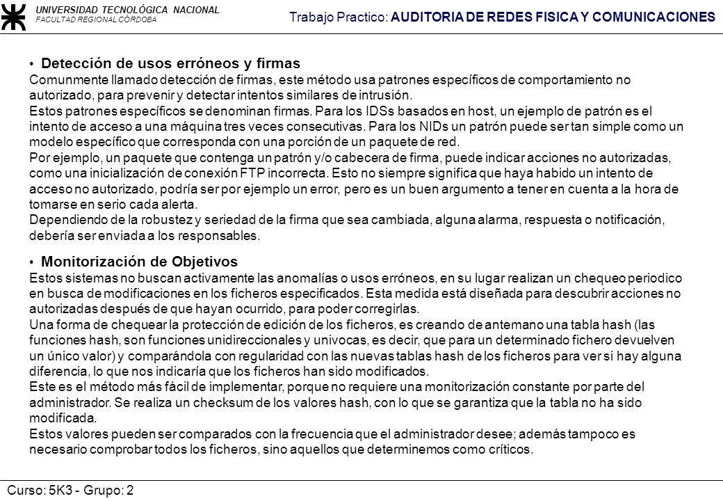 AUDITORIA DE REDES FISICA Y COMUNICACIONES - ppt descargar