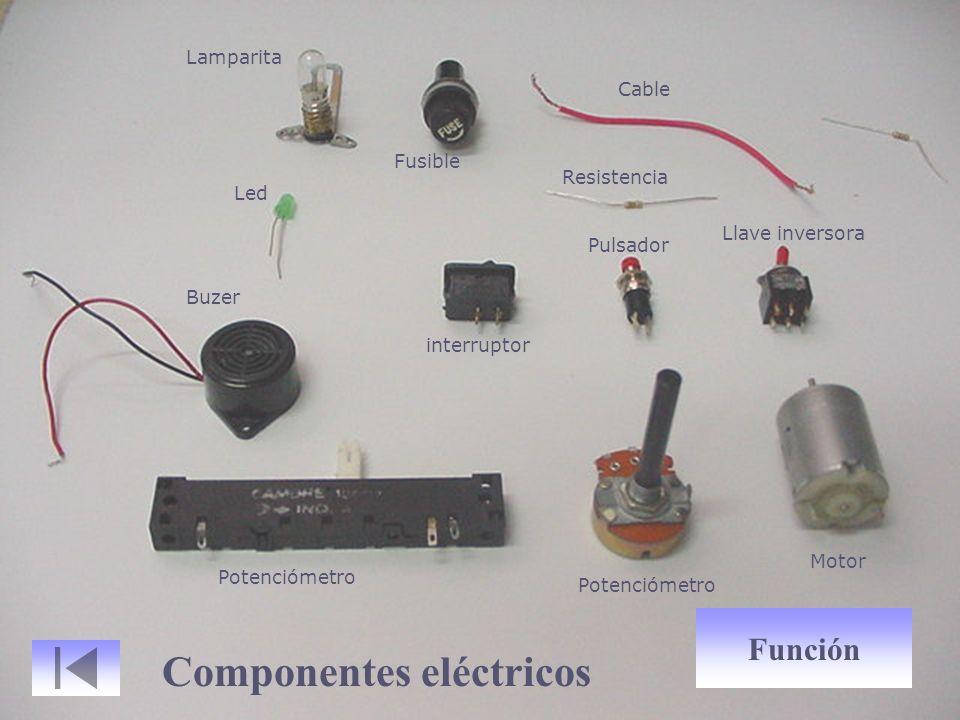Circuito Electrico Simple Con Interruptor : Electricidad componentes circuito simple multímetro circuito serie