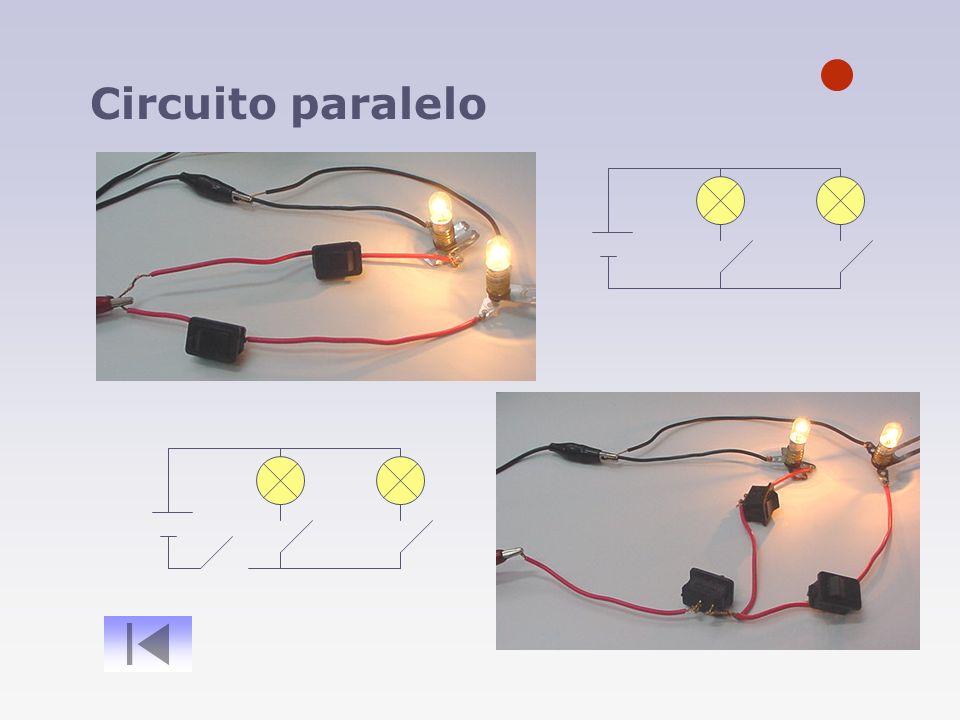 Circuito Paralelo Y En Serie : Electricidad componentes circuito simple multímetro circuito serie