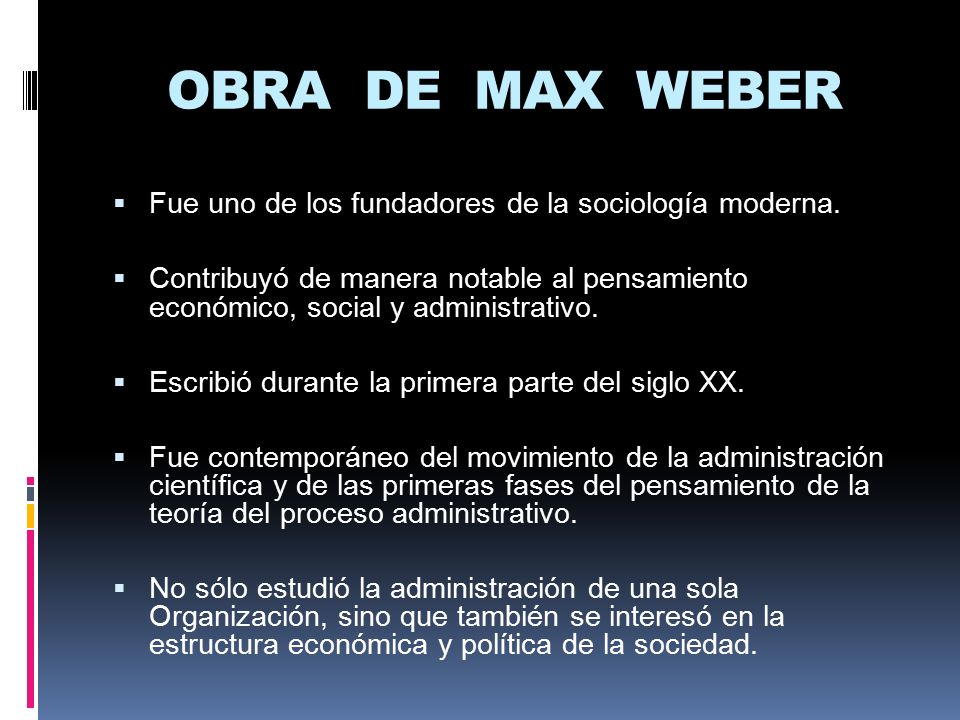 Modelo Burocratico Max Weber Ppt Video Online Descargar