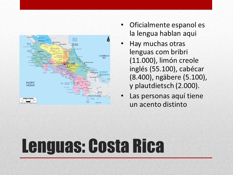 Lenguas Cultura De America Central Y El Caribe Ppt Descargar