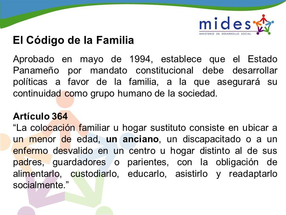 Ministerio De Desarrollo Social Dirección De Políticas