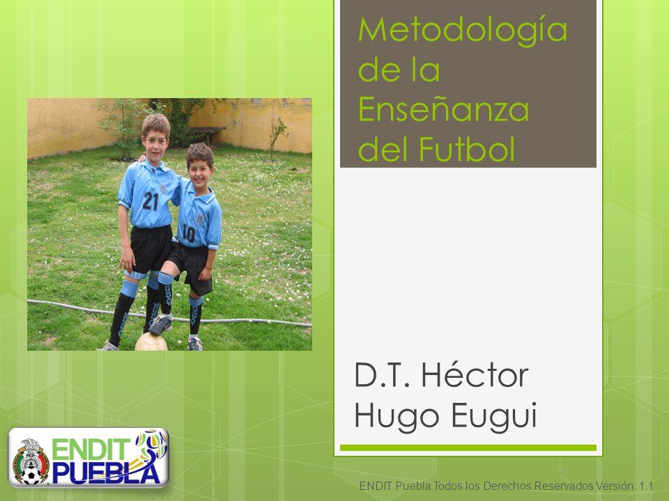 Metodología de la Enseñanza del Futbol - ppt descargar c992da20a6ea0