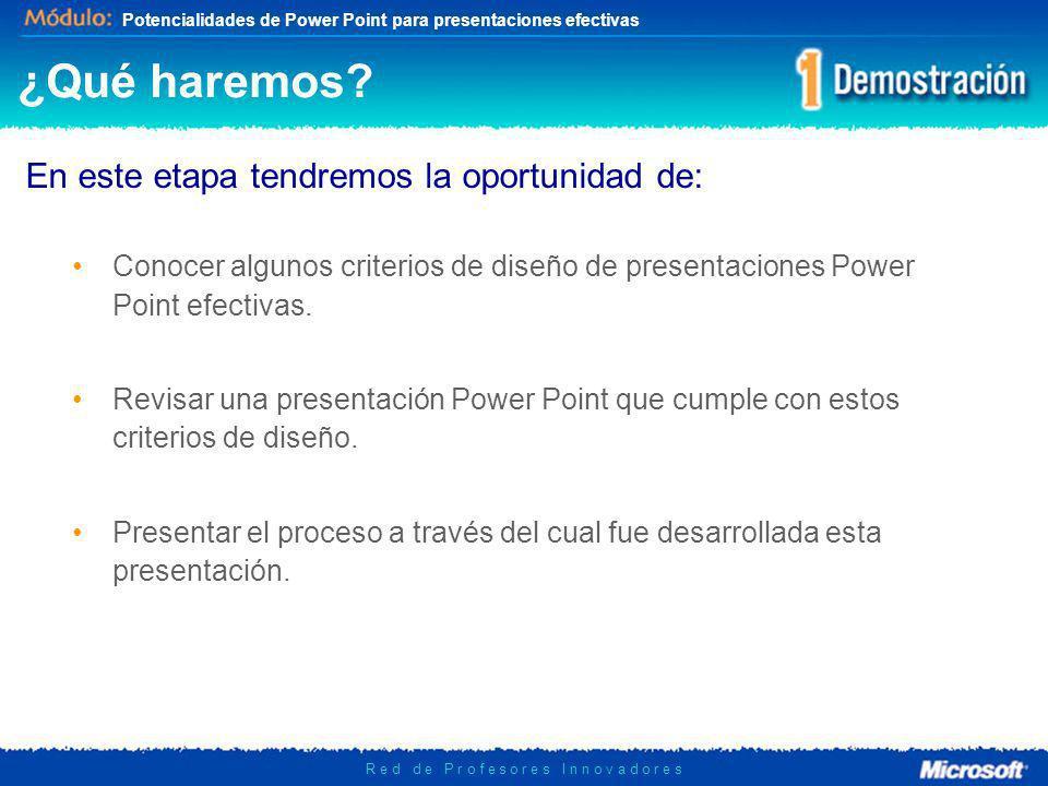 presentaciones de power point