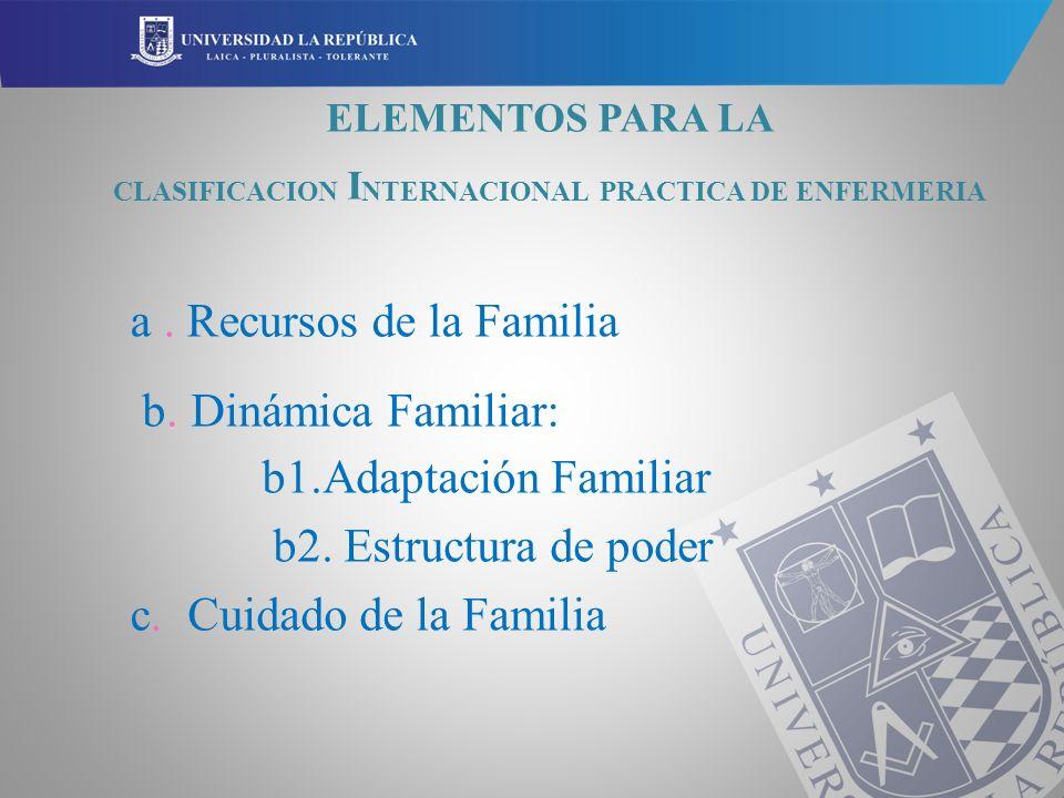 Diagnósticos Familiares Definiciones Y Características