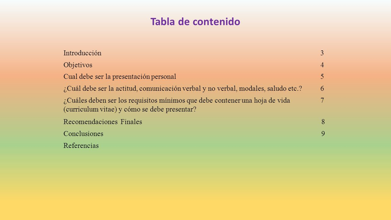 "Manual de Planificación Para Entrevista de Trabajo ideal ""PET"" - ppt ..."