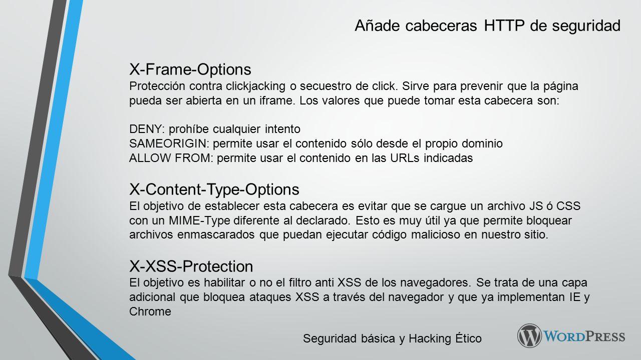 Seguridad básica y Hacking Ético Eric Pablo López - ppt descargar