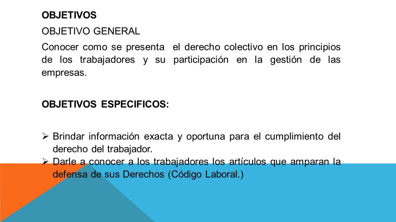 DERECHO COLECTIVO DEL TRABAJO (GENERALIDADES.) - ppt video online ...