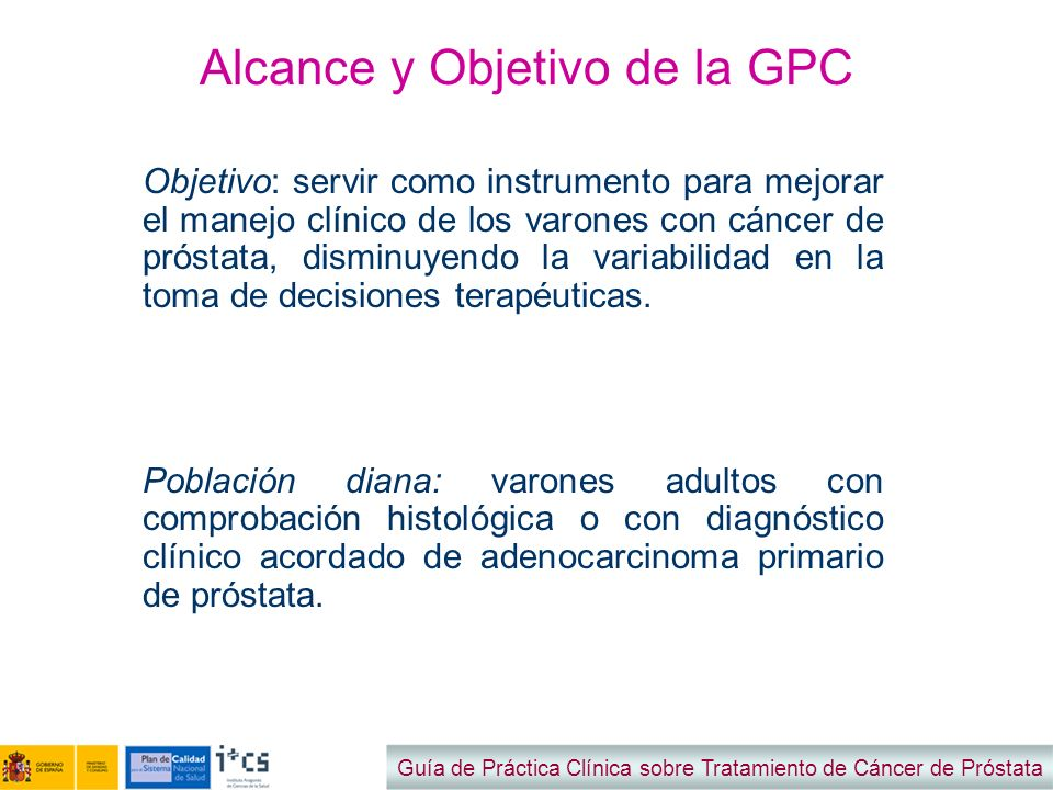 cancer prostata gpc