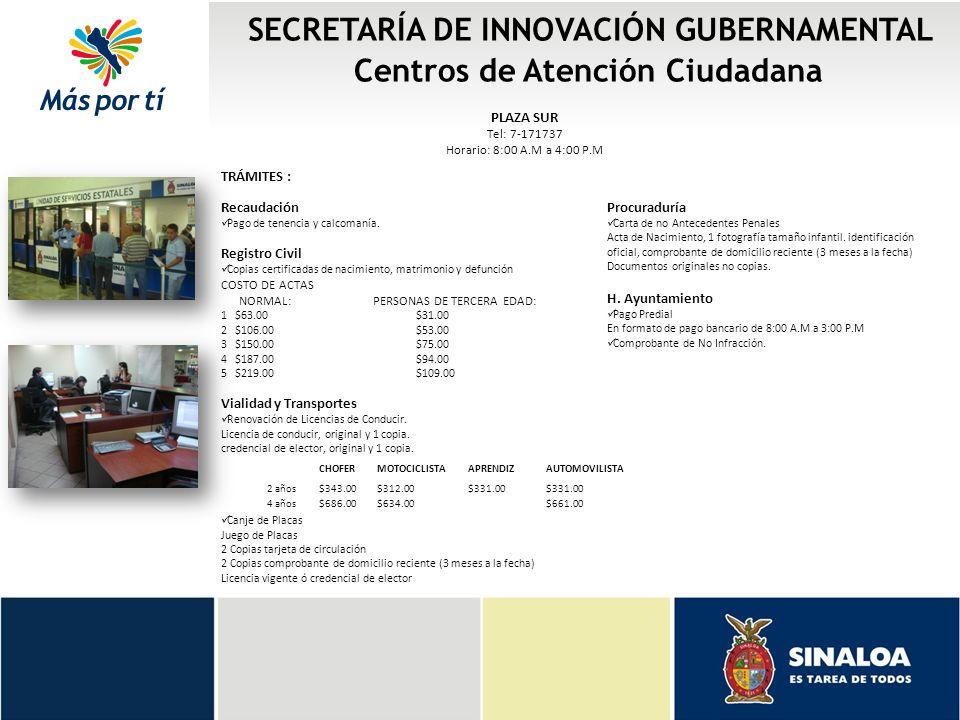 Secretaría de Innovación - ppt descargar
