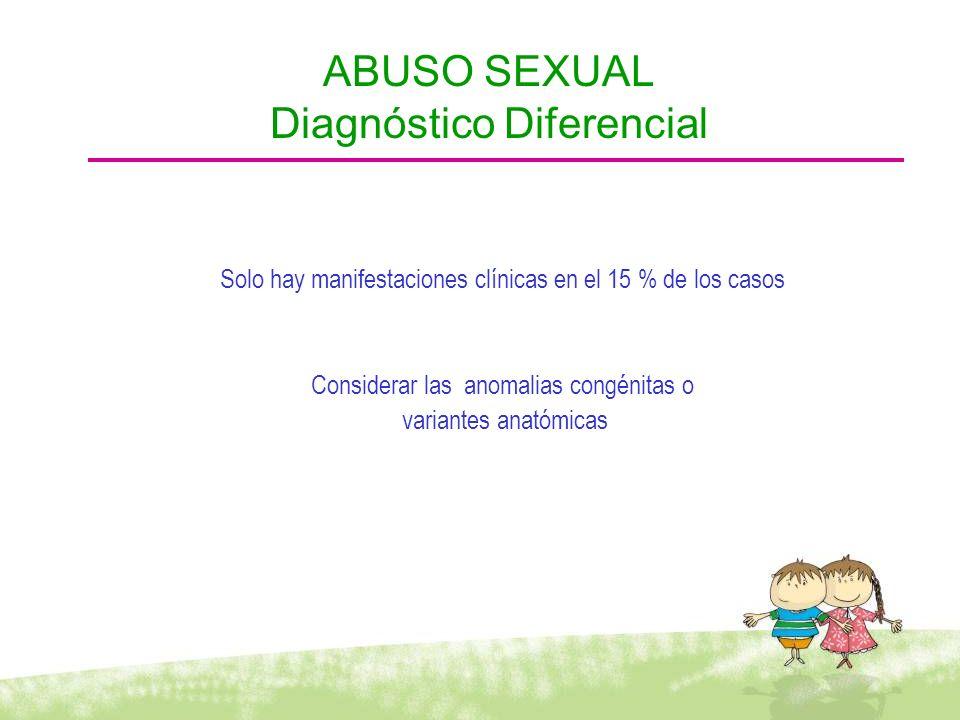 MALTRATO AL MENOR DIAGNOSTICO DIFERENCIAL EN EL - ppt video online ...