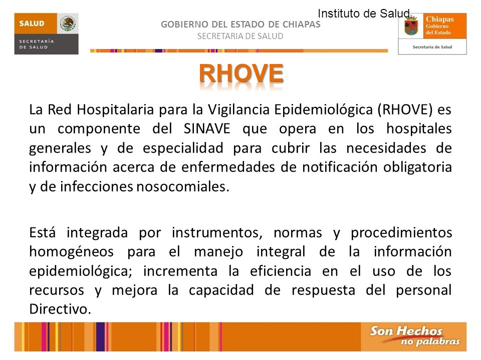 Instituto de Salud RHOVE.