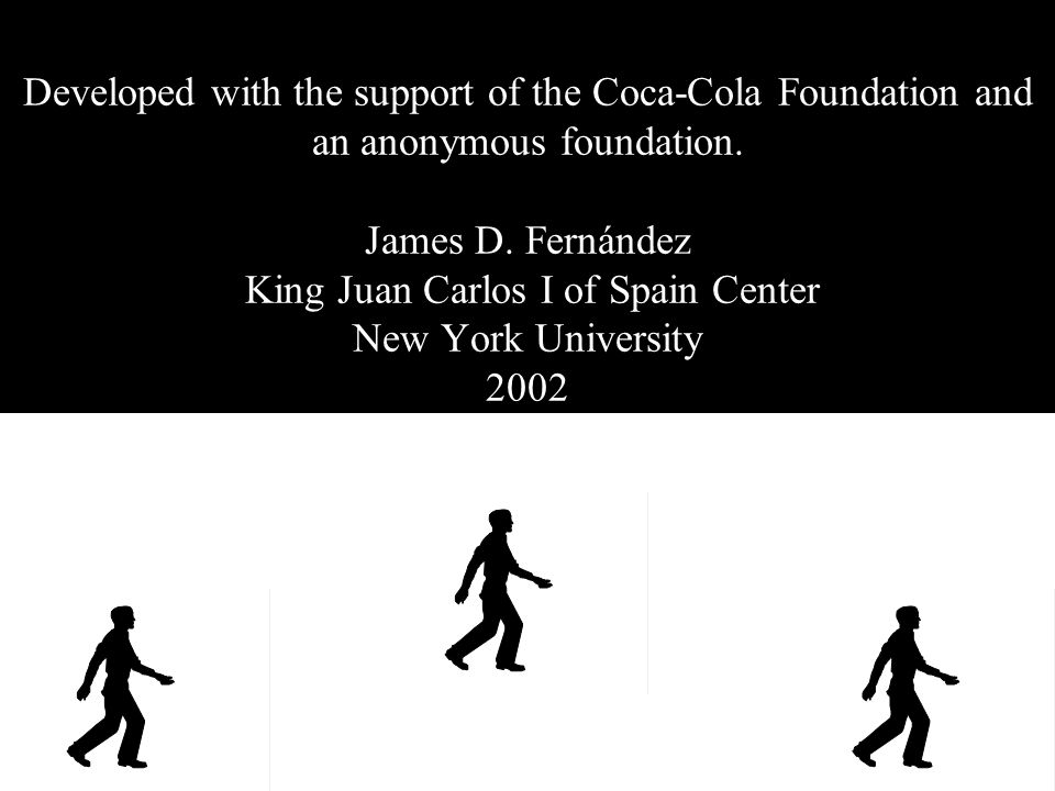 Developed with the support of the Coca-Cola Foundation and an anonymous foundation.