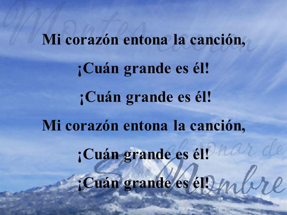 CUAN GRANDE ES EL - Crystal Lewis - LETRAS.COM