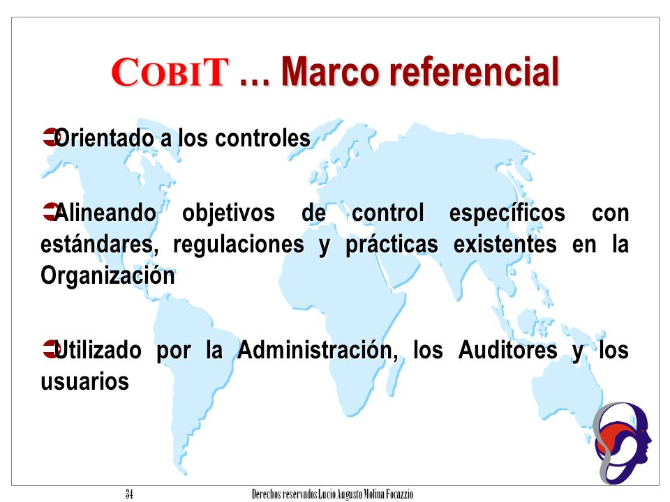 COBIT … Marco referencial