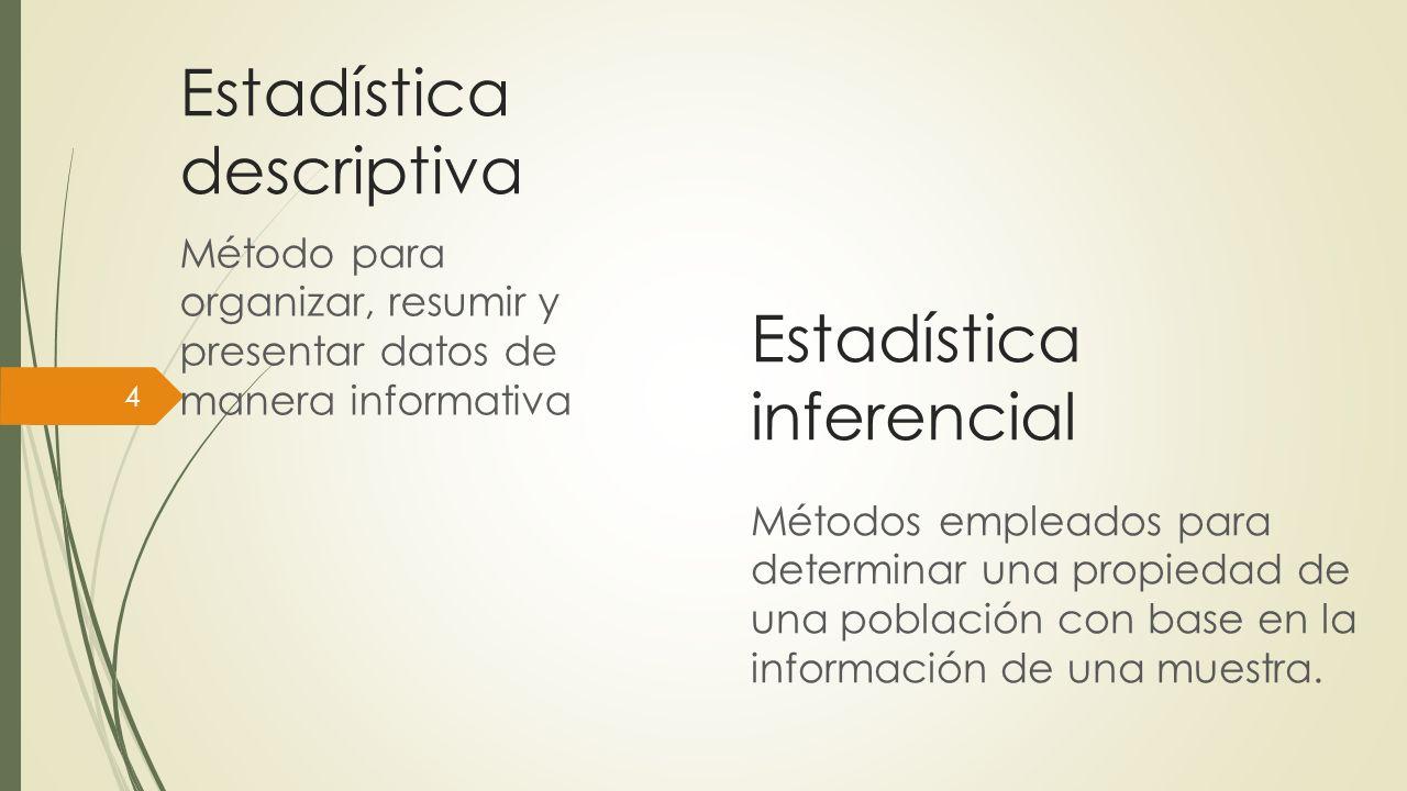 Estadística Administrativa I - ppt descargar
